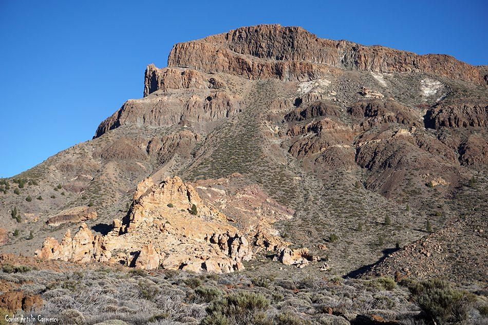 Montaña Guajara - Parque Nacional del Teide - Tenerife