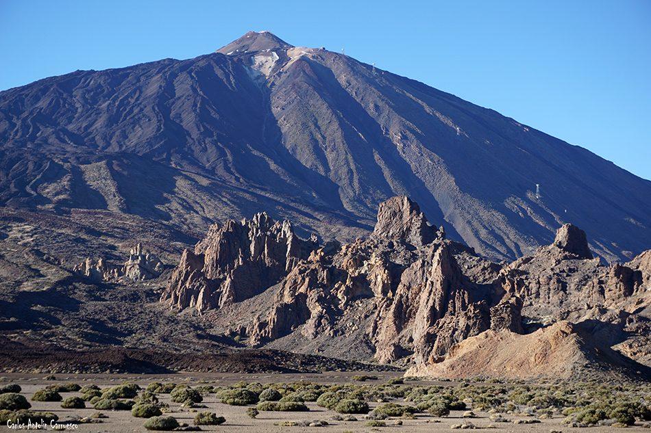 Roques García - Parque Nacional del Teide - Tenerife