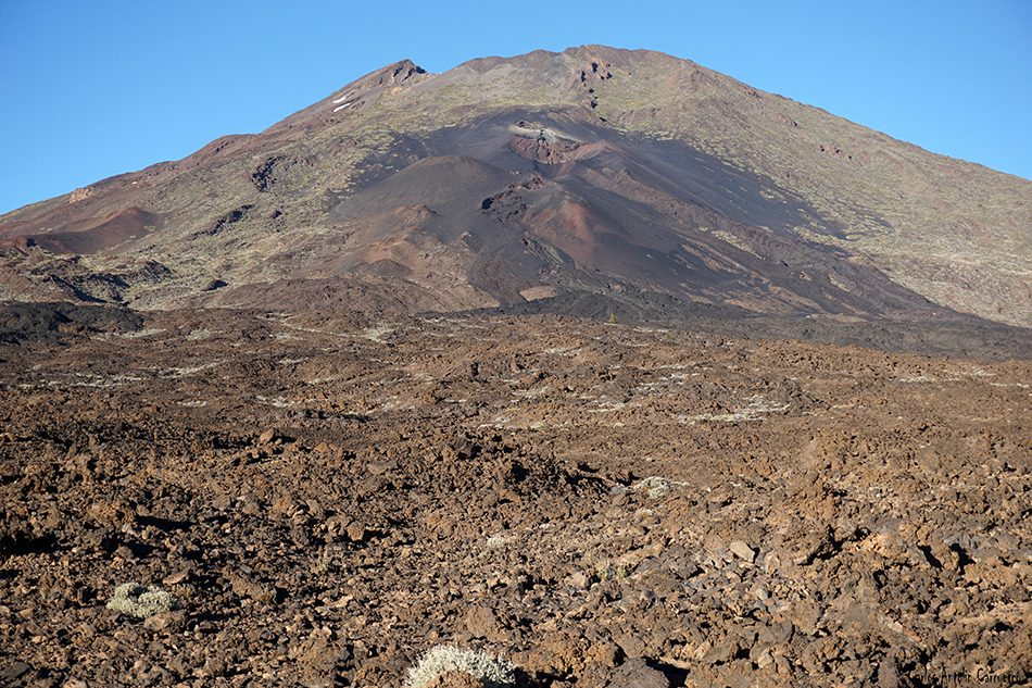 Mirador de Las Narices del Teide - Pico Viejo - Tenerife - Parque Nacional del Teide