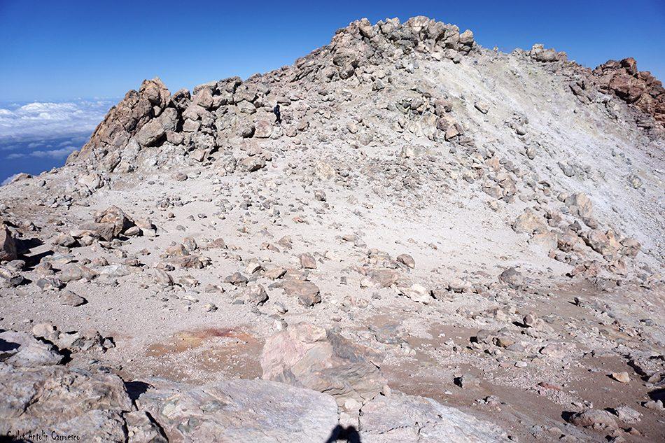 Pico y cráter del Teide - Tenerife