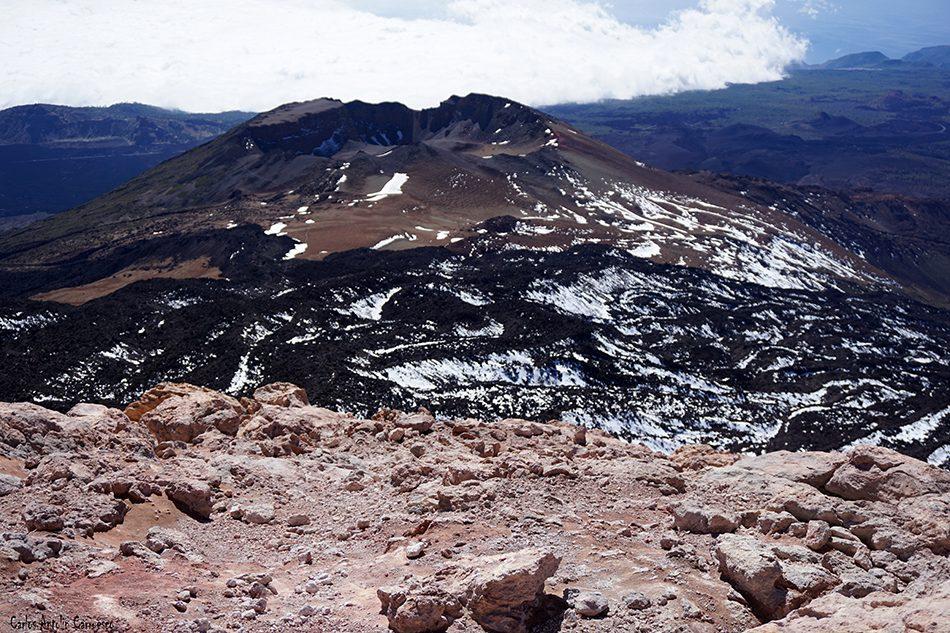 Pico y cráter del Teide - Tenerife - pico viejo