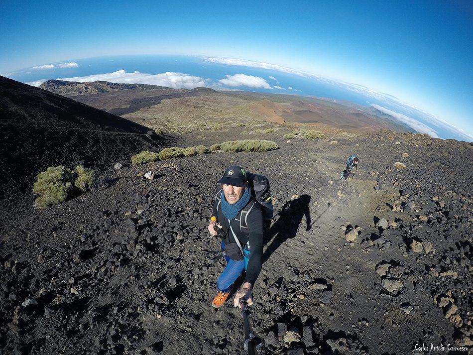 Sendero Nº 9 - Teide - Tenerife