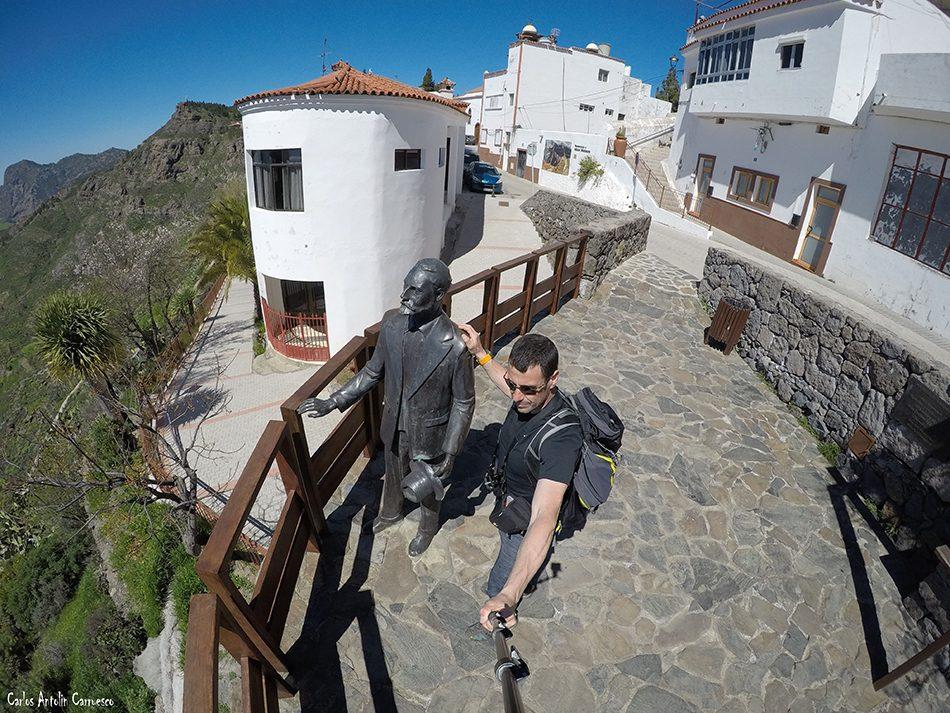 Mirador de Unamuno - Artenara - Gran Canaria