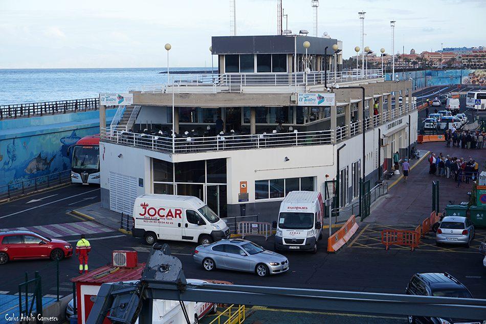Puerto de Los Cristianos - Tenerife Sur