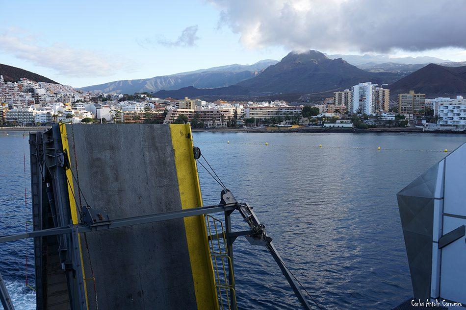 Los Cristianos - Naviera ARMAS - Tenerife