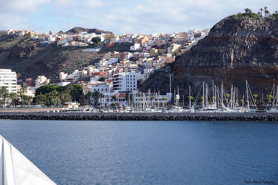 San Sebastián de La Gomera - Naviera ARMAS - La Gomera