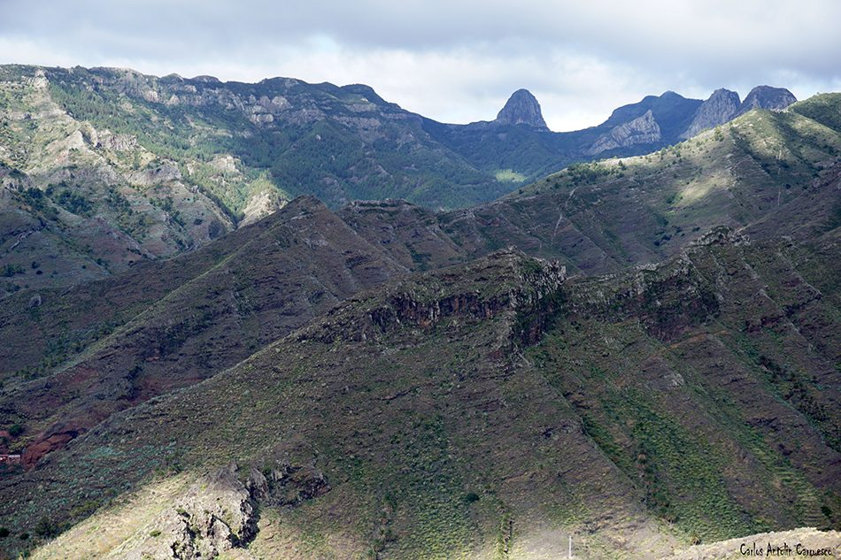 La Gomera - Roque Agando