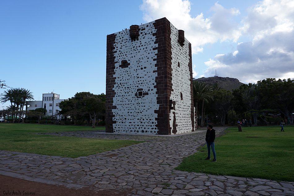 Torre del Conde - San Sebastián de La Gomera