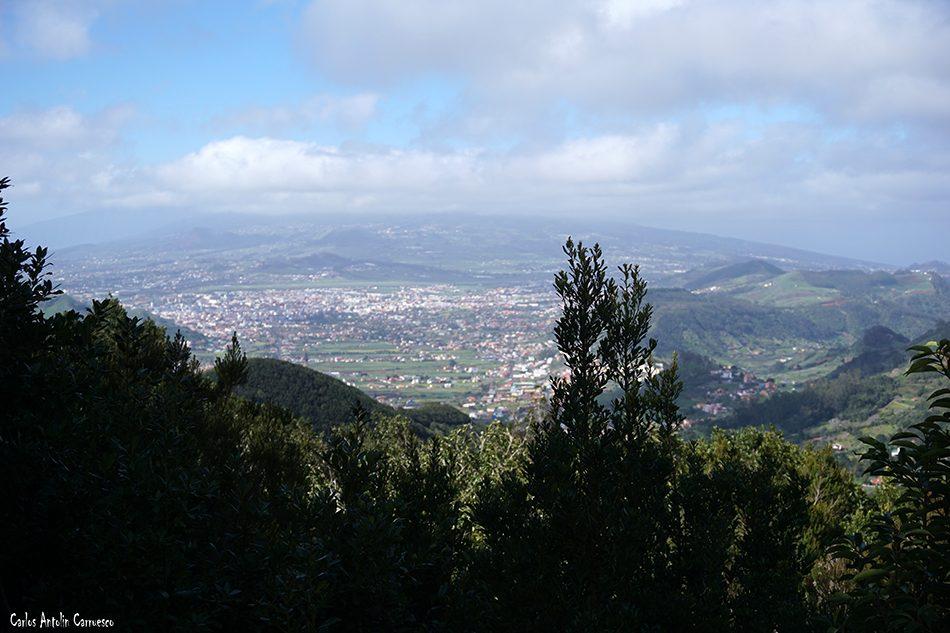 La Laguna - Cruz del Carmen - Tenerife