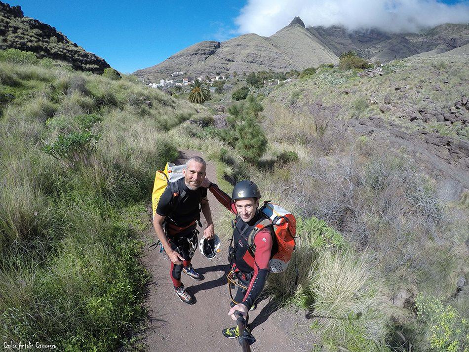 El Palmar Inferior- El Risco - Gran Canaria