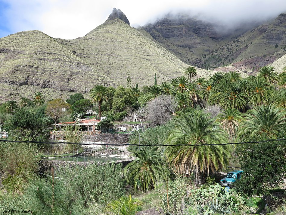 El Risco - Gran Canaria