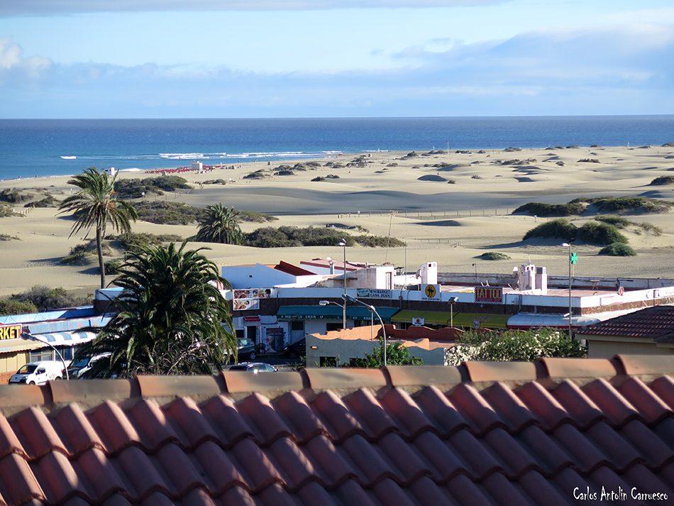 Maspalomas - Playa del Inglés - Gran Canaria