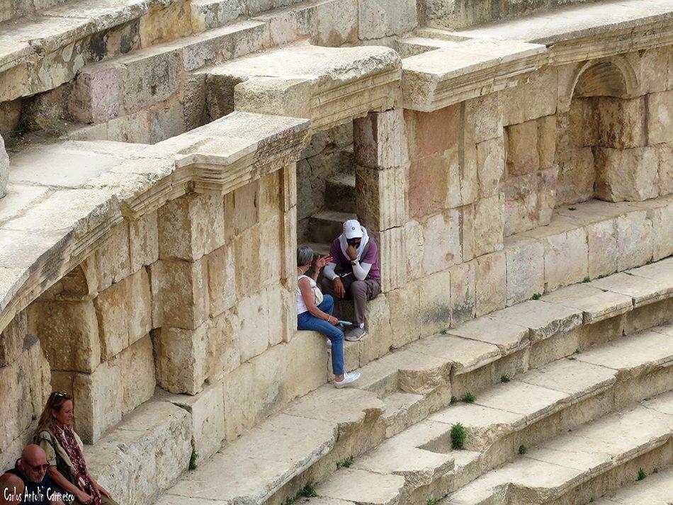 Jerash - Jordania