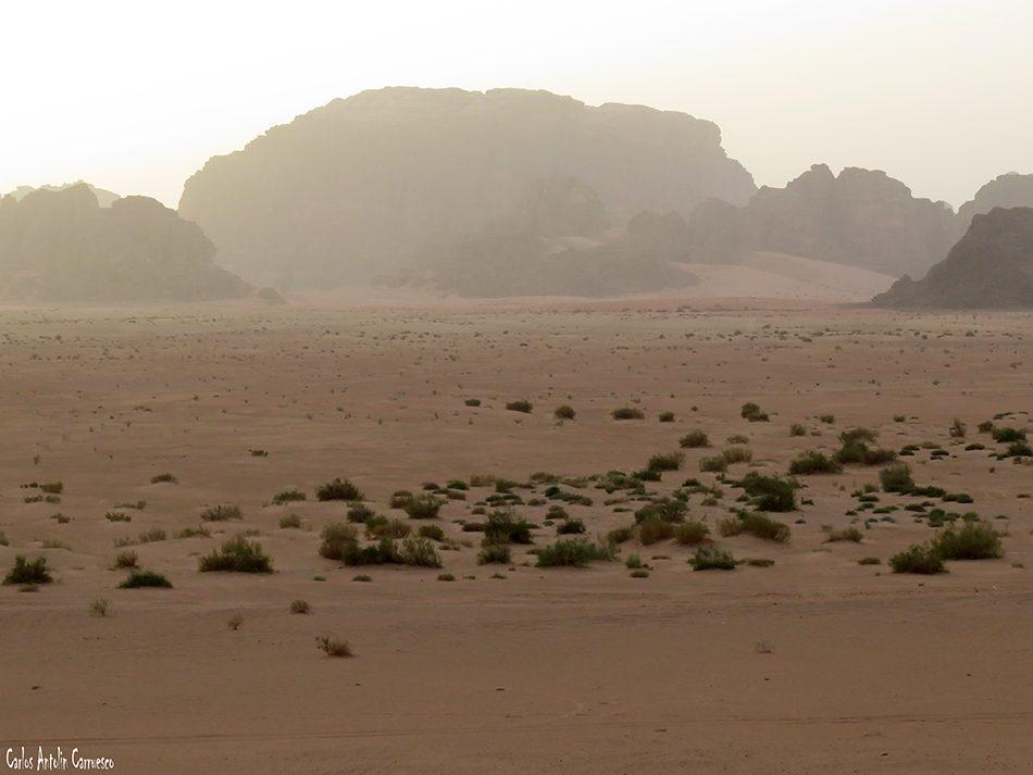 Wadi Rum - Jordania