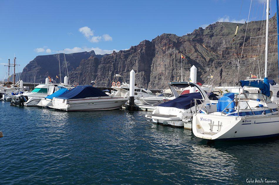 Puerto Santiago - Los Gigantes - Tenerife