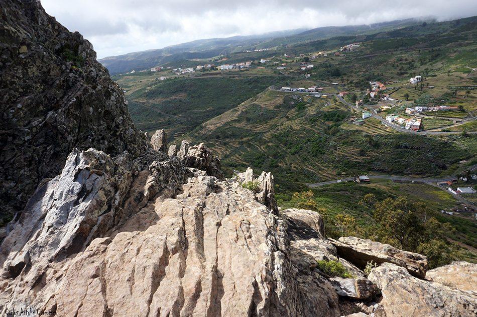 La Fortaleza de Chipude - Pavón - La Gomera