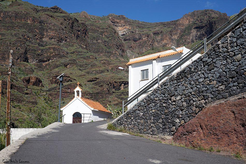 Guarimiar - La Sabina - La Gomera