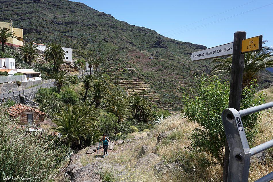 Guarimiar - Imada - La Gomera