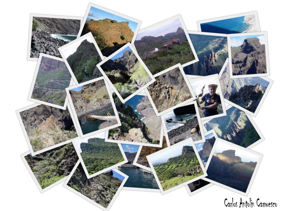 Guergues - Teno - Los Gigantes - Tenerife