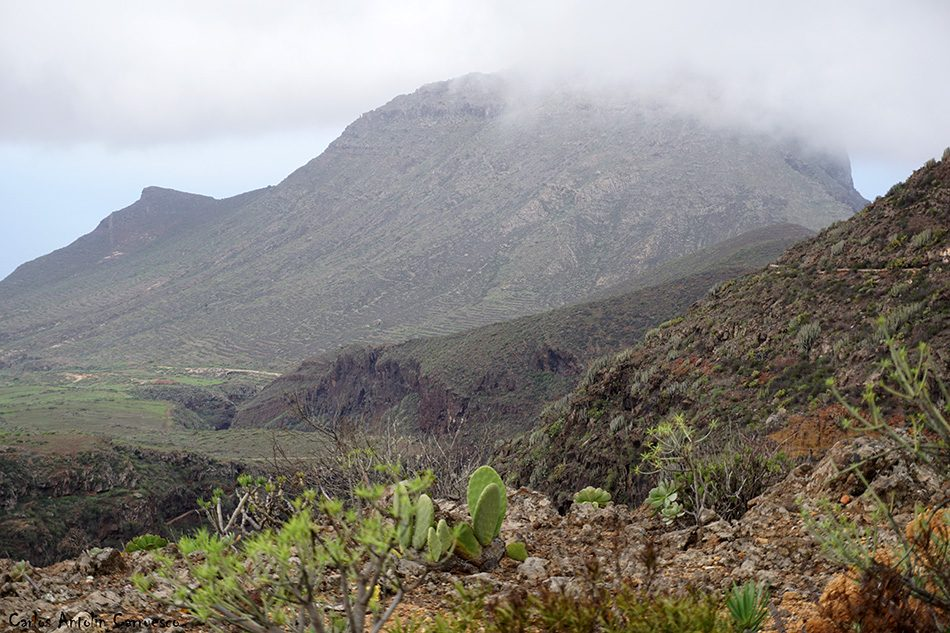Ifonche - Roque del Conde - Tenerife
