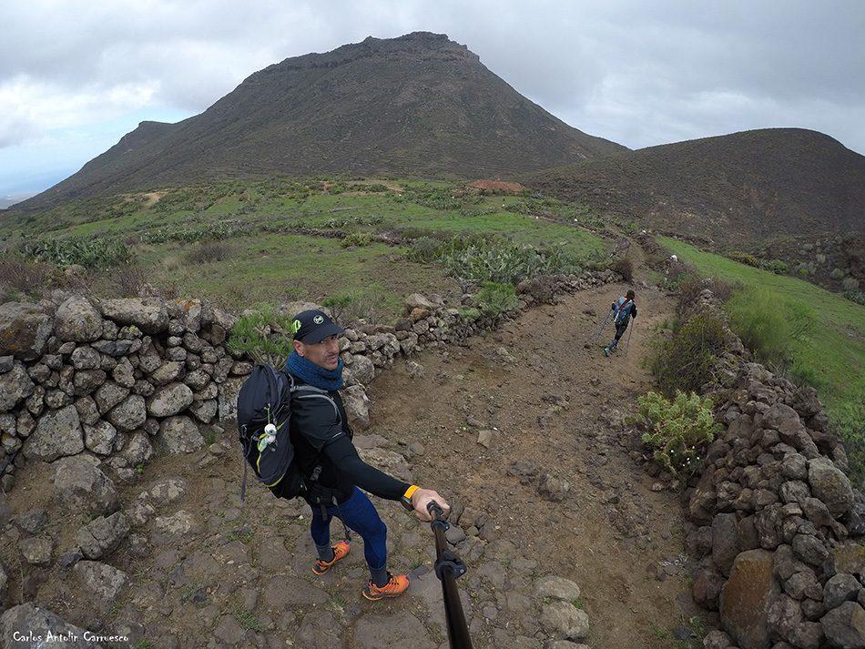 Camino del Topo - Roque del Conde - Tenerife