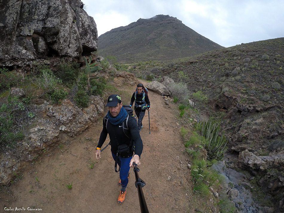 Camino del Topo - Roque Imoque - Tenerife