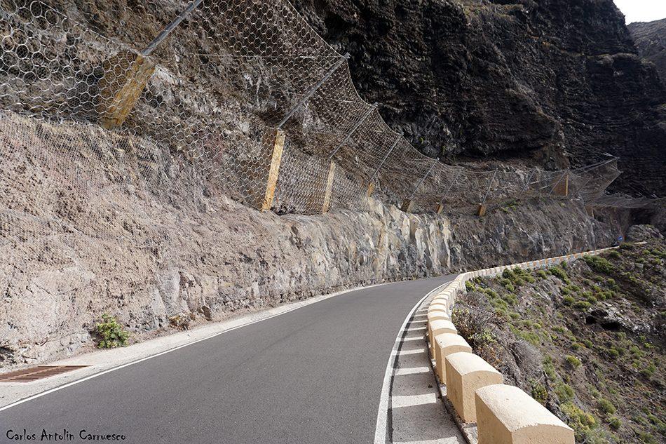 Mirador de La Monja - Teno - Tenerife
