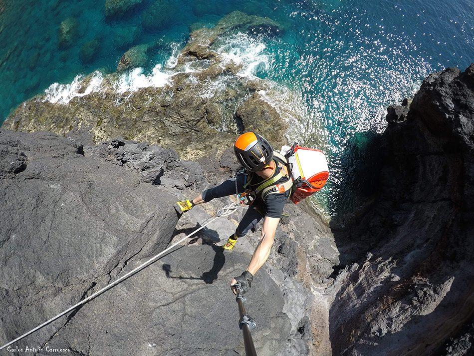 Roque Largo - Teno - Los Gigantes