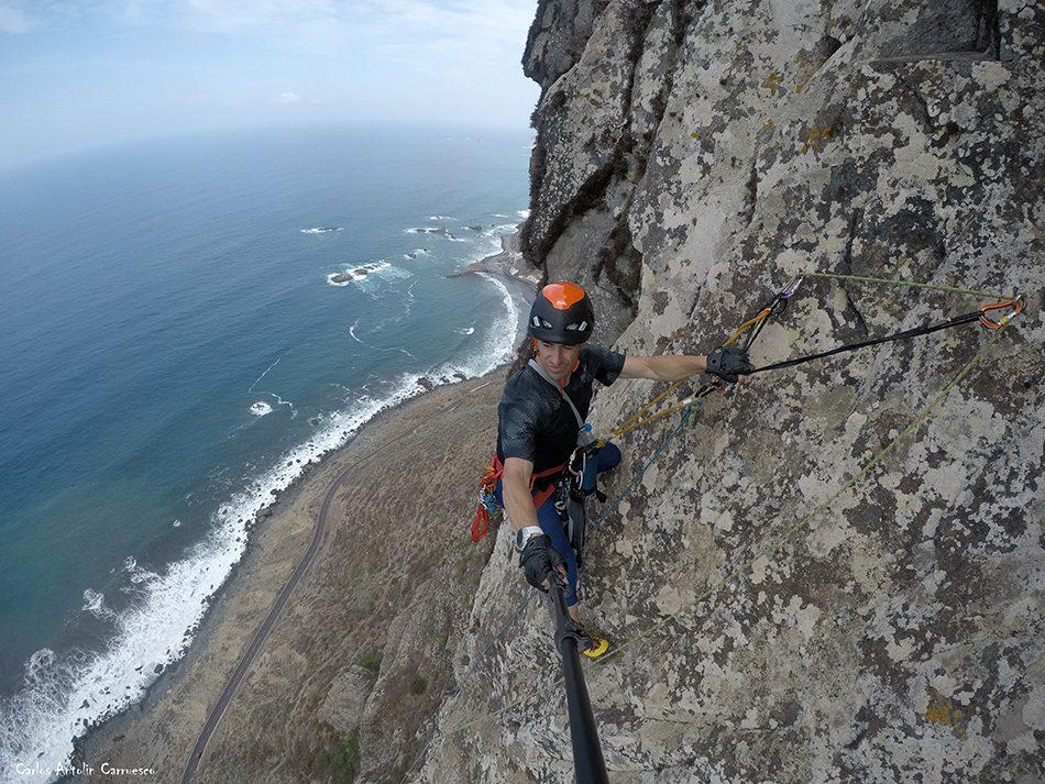 Roque de Las Ánimas - Omega - Tenerife
