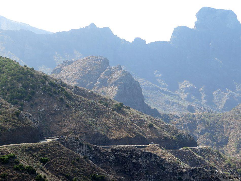Teno - Carretera de Masca - Tenerife