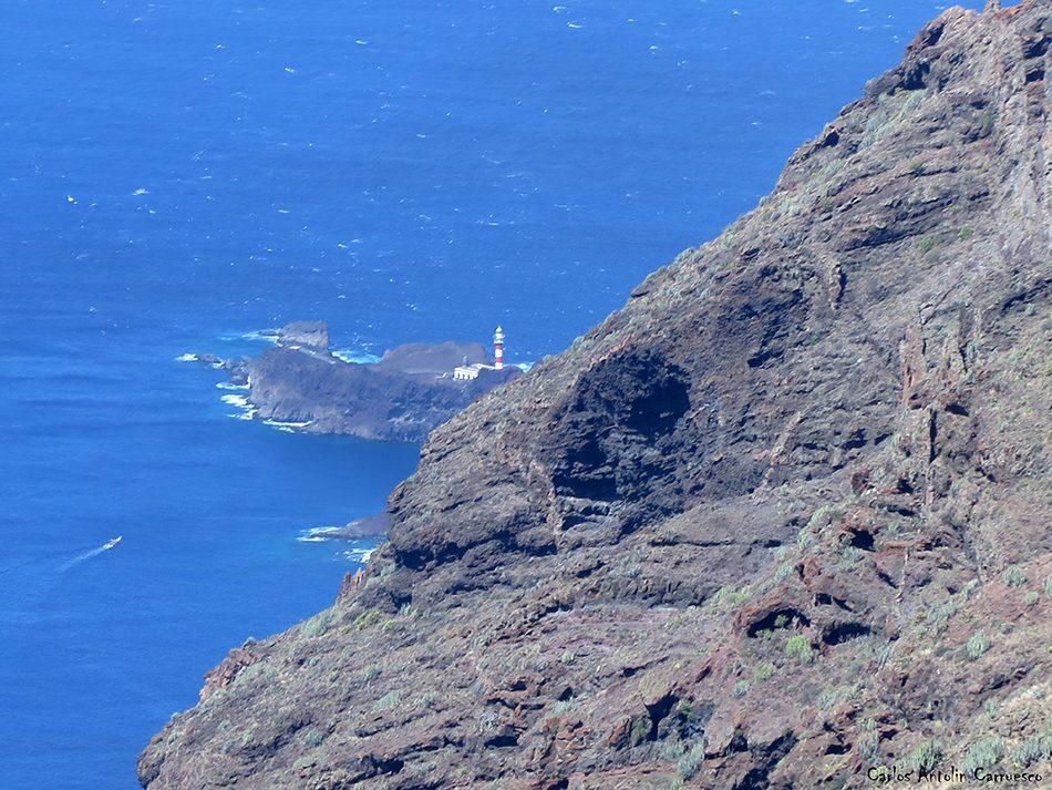 Los Gigantes - Teno - Tenerife - Punta de Teno - Faro de Teno