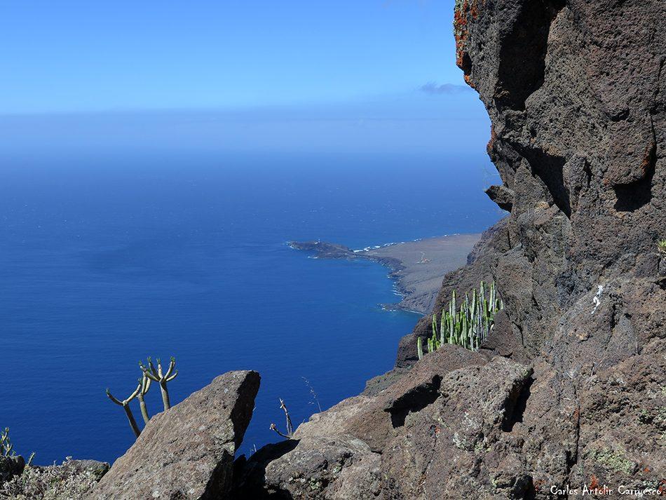 Los Gigantes - Teno - Tenerife - punta teno - faro de teno