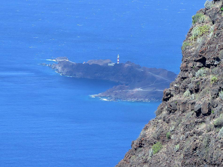 Los Gigantes - Teno - Tenerife - Faro de Teno - Punta de Teno