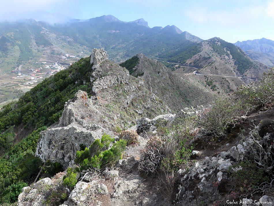 El Palmar - Cumbres de Baracán - Tenerife