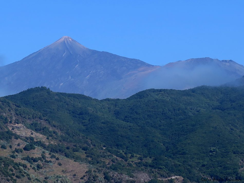 Mirador de La Tabaiba - Cumbres de Baracán - Tenerife - teide- pico viejo