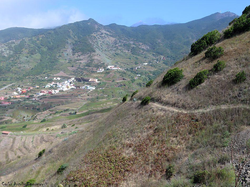 Mirador de La Tabaiba - El Palmar - Tenerife