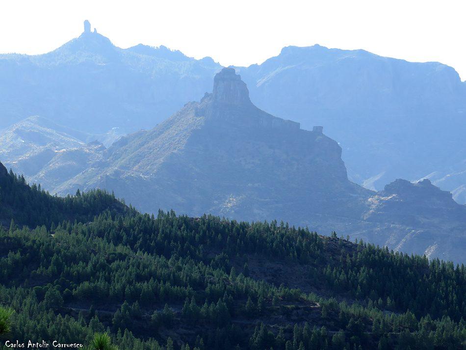 Degollada del Sargento - Tamadaba - Gran Canaria