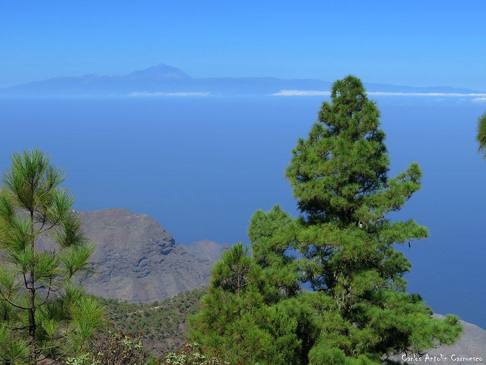 Degollada del Sargento - Tamadaba - Gran Canaria - teide - tenerife - altavista