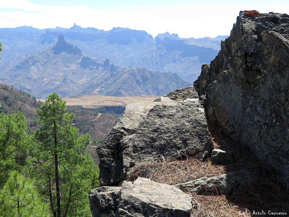 Altavista - Tamadaba - Gran Canaria - Roque Nublo - Roque Bentayga