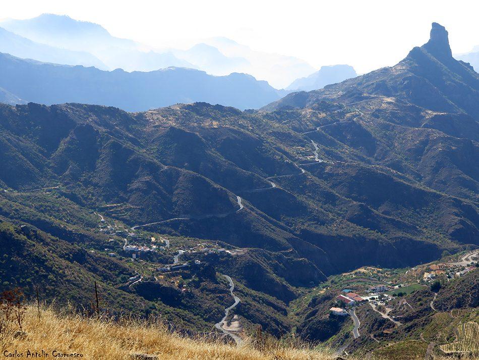 Parque Natural de Tamadaba - Gran Canaria - bentayga