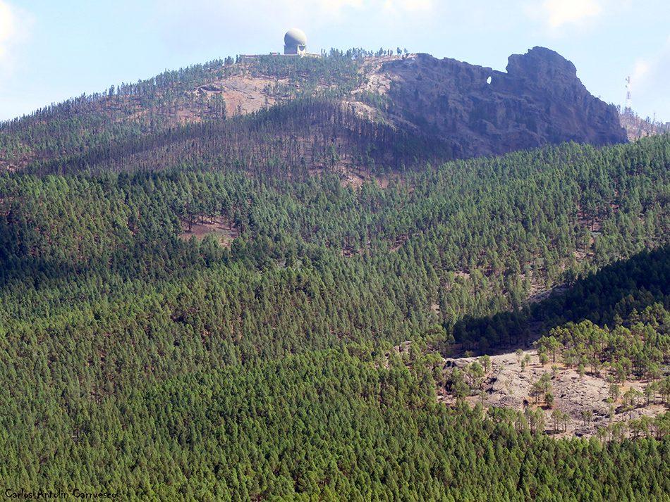 Roque Nublo - Gran Canaria - pico de las nieves