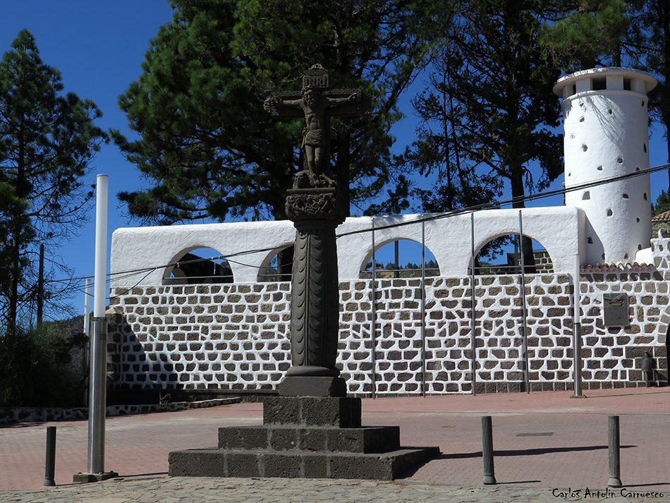 La Cruz de Tejeda - Gran Canaria