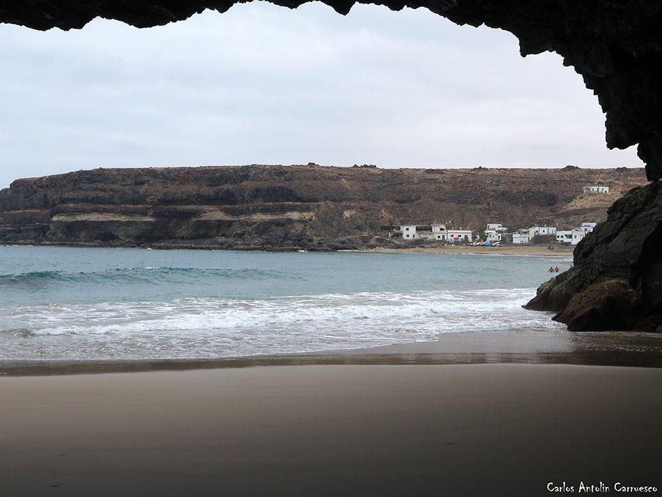 Puertito de Los Molinos - Cueva Herminia - Fuerteventura