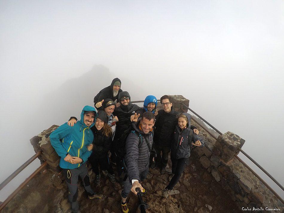 Mirador del Espigón - Roque de Los Muchachos - La Palma