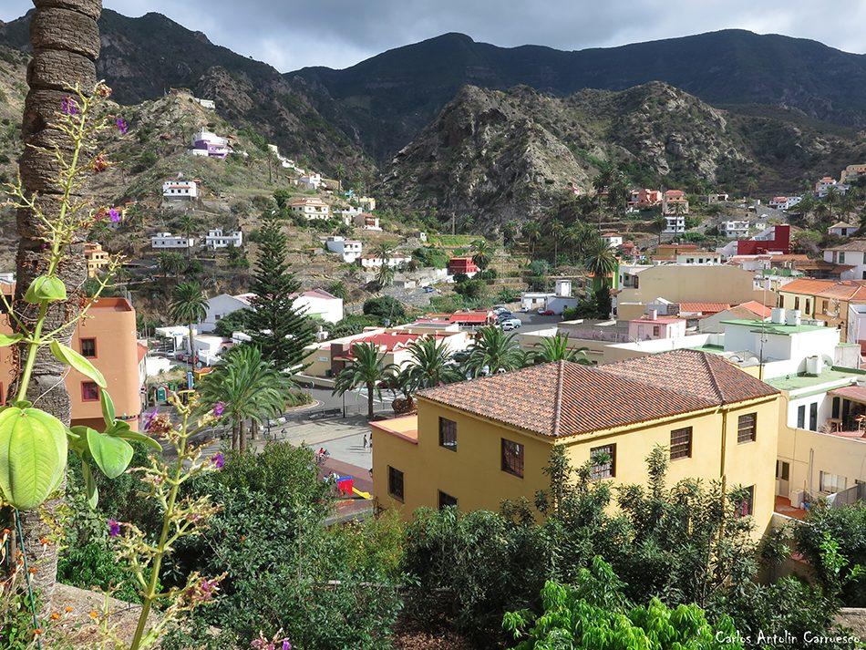 Vallehermoso - La Gomera