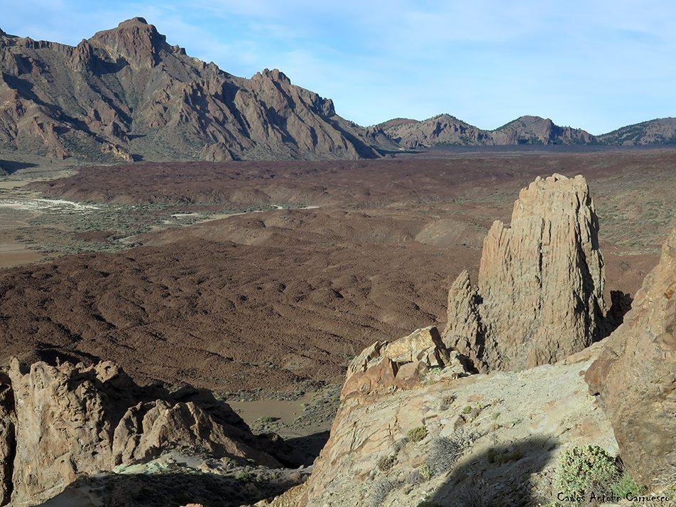 Llano de Ucanca - Teide - Tenerife