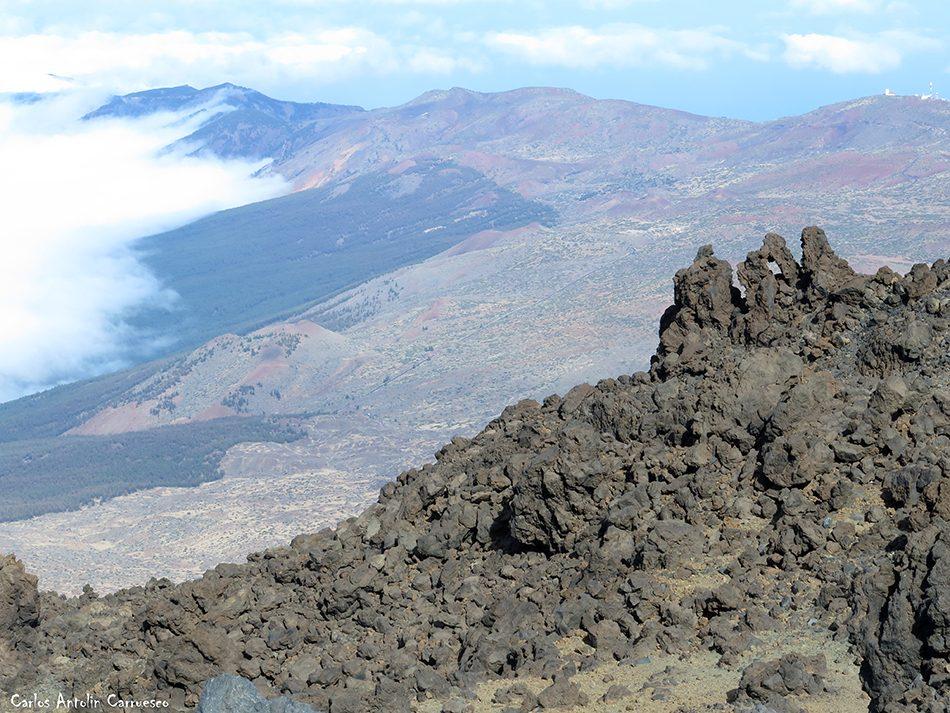 Sendero 7 -Teide - Tenerife