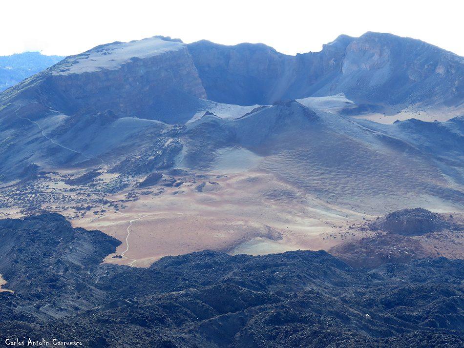 Teide - Pico Viejo - Tenerife