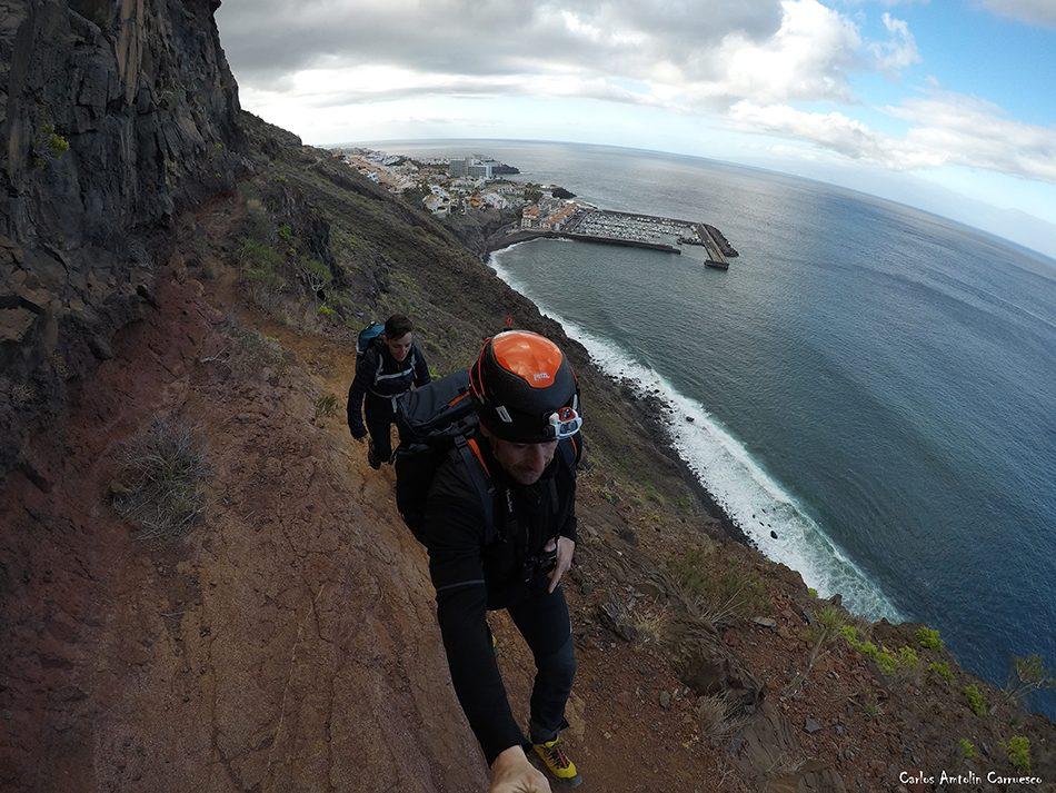 Los Gigantes - El Tubo - Tenerife
