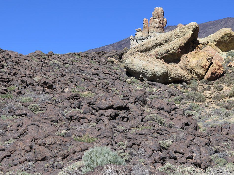 Roques de García - Teide - Tenerife